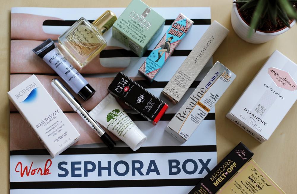 SEPHORA BOX