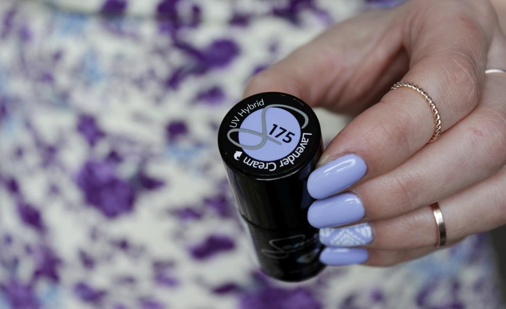 Semilac 175 Lavender Cream
