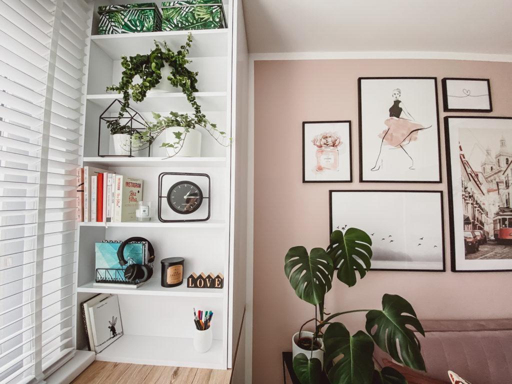 metamorfoza domowego biura